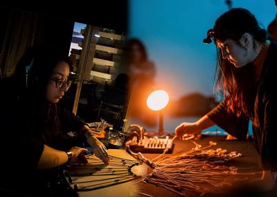 "Patricia Cadavid & Paola Torres Nuñez del Prado: ""Khipumancy"""