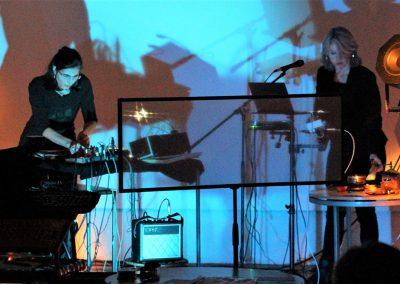 Duo 3-Kanal (Katharina Klement, Martina Claussen) (AT)