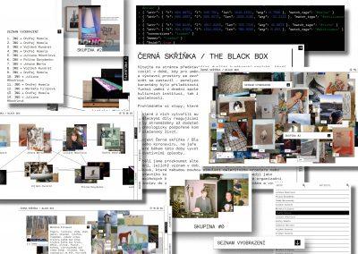 Black Box / Černá skříňka